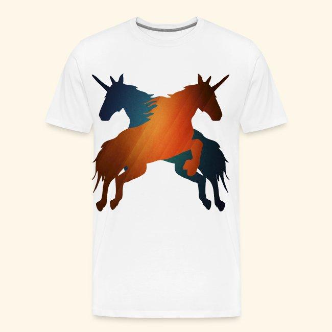 Magical Unicorns leaping
