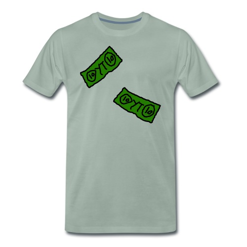 YTmoney - Men's Premium T-Shirt
