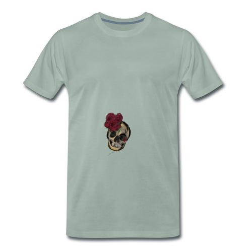 Art is dangerous -pablo Picasso tshirt - Men's Premium T-Shirt