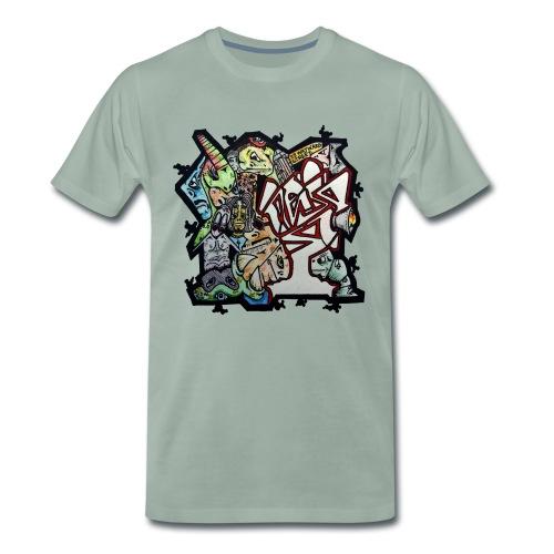 Connections - Men's Premium T-Shirt