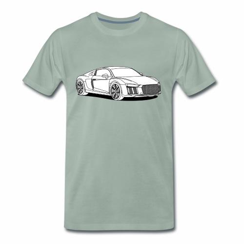 Super Car - Men's Premium T-Shirt
