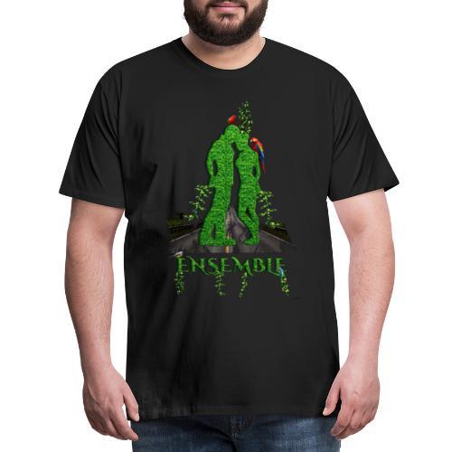 Ensemble amour nature by T-shirt chic et choc - T-shirt Premium Homme