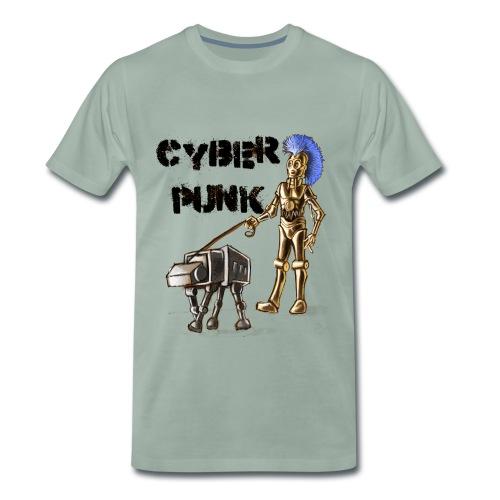 cyberpunk - Maglietta Premium da uomo