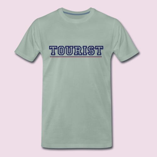 tourist - T-shirt Premium Homme