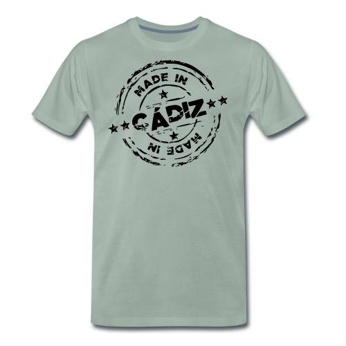 MadeinCadiz - Camiseta premium hombre