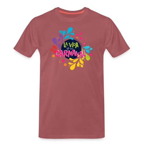 La vida es un Carnaval™ - Maglietta Premium da uomo