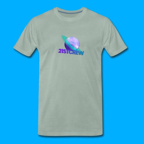 PurpleSaturn T-Shirt Design - Men's Premium T-Shirt