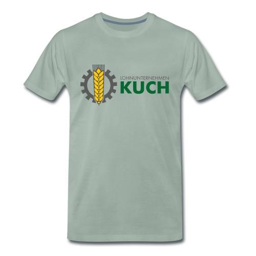 Lohnunternehmen Kuch - Männer Premium T-Shirt