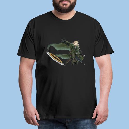 Wood Elf - Duilintrast - Men's Premium T-Shirt