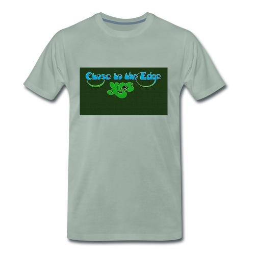 close to the edge 2 jpg - T-shirt Premium Homme