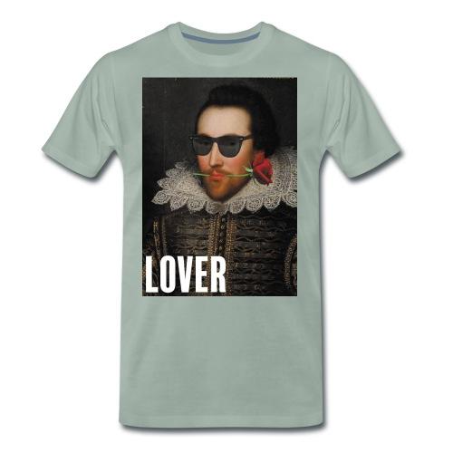 Shakespeare, ce lover - T-shirt Premium Homme
