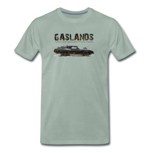 Gaslands-Tshirt-Colour-on - Men's Premium T-Shirt