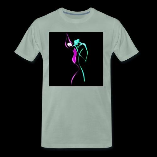 couple - Men's Premium T-Shirt
