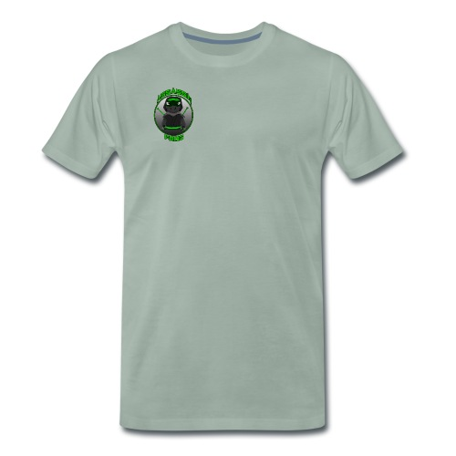 Assassinfrog logo 2 - Men's Premium T-Shirt