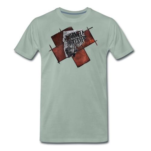 Marmelad1 - Premium-T-shirt herr
