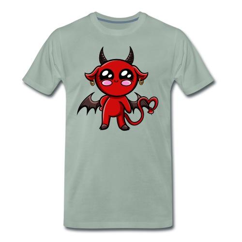 Diablotine Kawaii ! - T-shirt Premium Homme