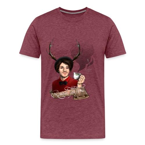 Design dédicace! - T-shirt Premium Homme