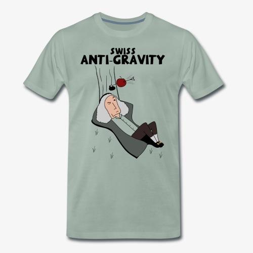 Swiss Ant-Gravity - Männer Premium T-Shirt