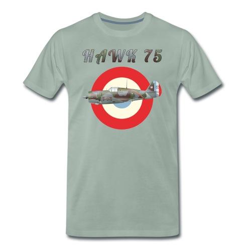 Hawk 75 - T-shirt Premium Homme