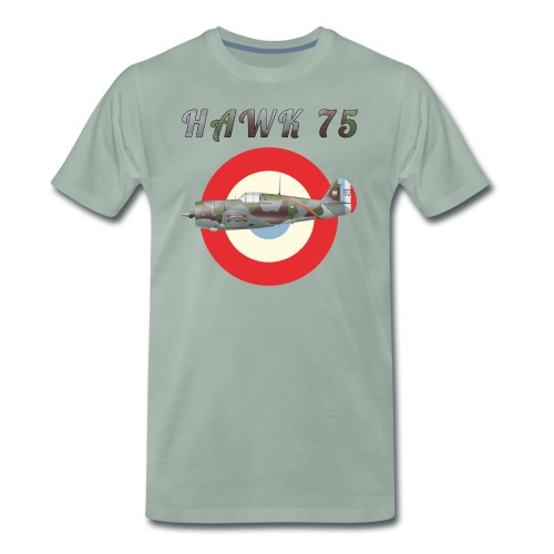 Hawk 75 - Men's Premium T-Shirt