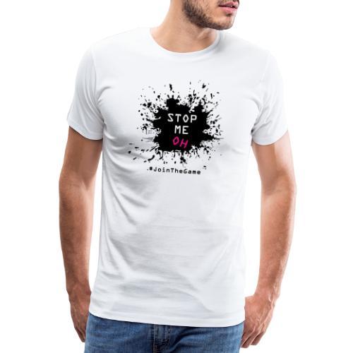 Stop me oh - Men's Premium T-Shirt