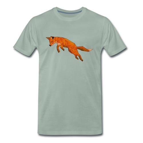 The Quick Brown Fox - Mannen Premium T-shirt