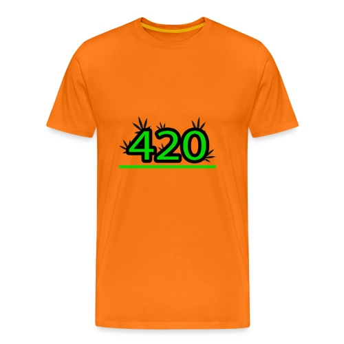 420 - T-shirt Premium Homme