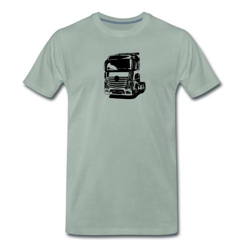 Actross - Männer Premium T-Shirt