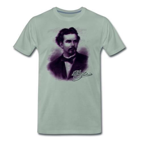 König Ludwig II - Männer Premium T-Shirt