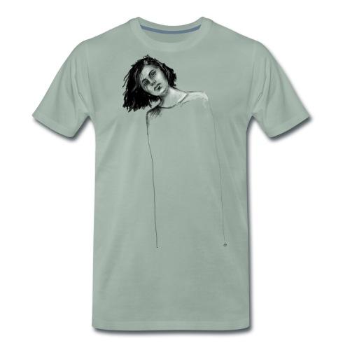 Strichmädchen - Männer Premium T-Shirt