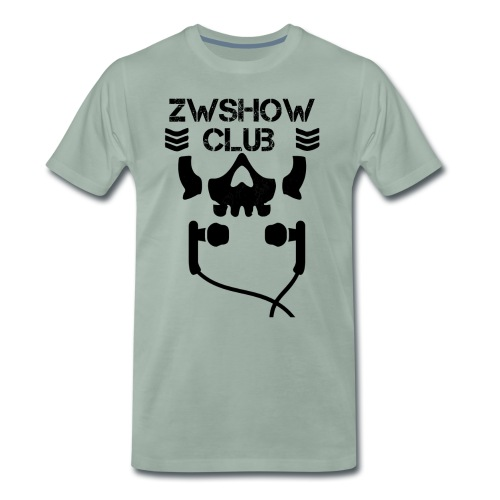 ZW Show Club - Black - Maglietta Premium da uomo