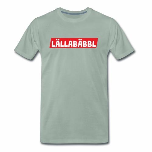 Lällabäbbl - Männer Premium T-Shirt