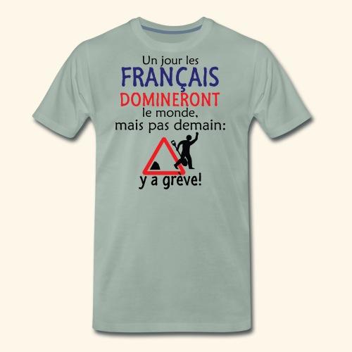 domination française - T-shirt Premium Homme