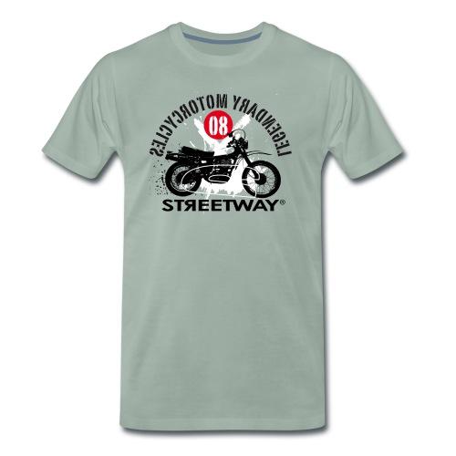 m045 - T-shirt Premium Homme