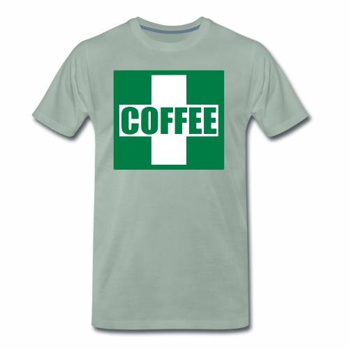 Emergency Coffee - Men's Premium T-Shirt