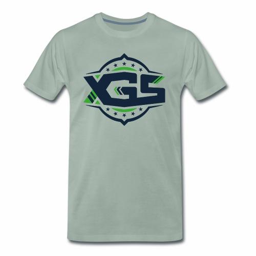 XGS black - Männer Premium T-Shirt