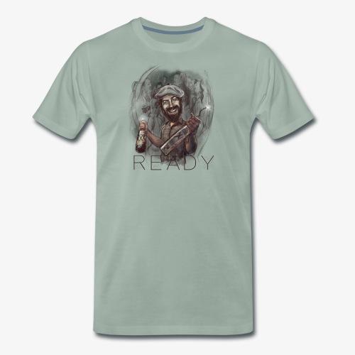 Party - Camiseta premium hombre