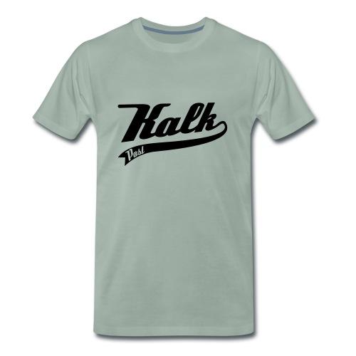 Kalk Post Classic - Männer Premium T-Shirt