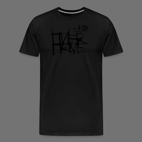 Overdrive - worse mix sucks (black) - Men's Premium T-Shirt