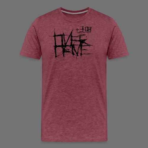 Overdrive - worse mix sucks (black) - Men's Premium T-Shirt