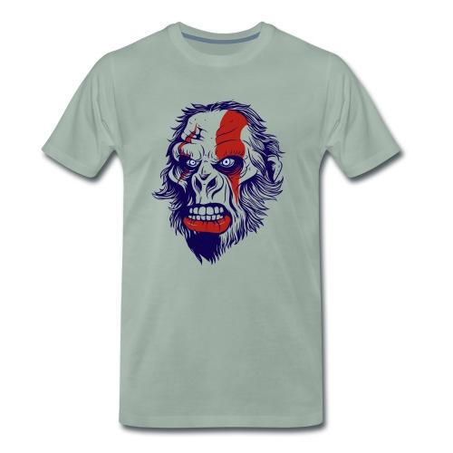 Kratos - Herre premium T-shirt