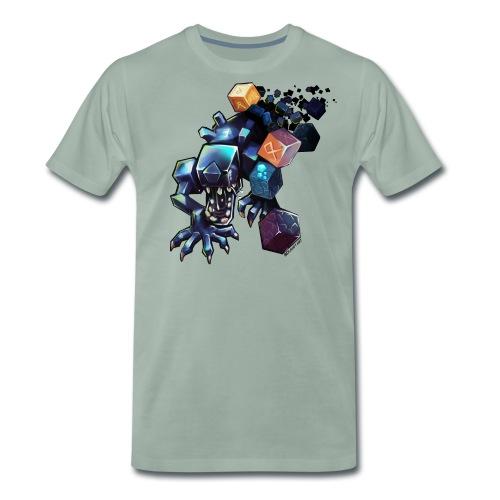 BDcraft Alien - Men's Premium T-Shirt