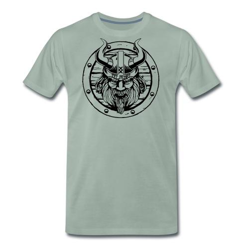 tillvalhall - Premium-T-shirt herr