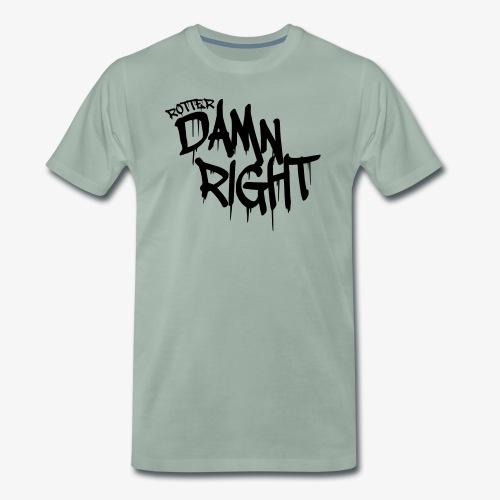Rotterdamnright - Mannen Premium T-shirt