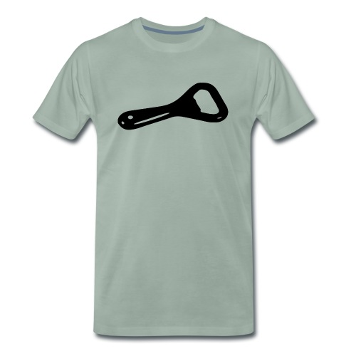 bottle opener - Men's Premium T-Shirt