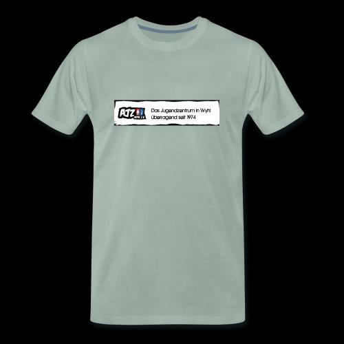 schild Kopie jpg - Männer Premium T-Shirt