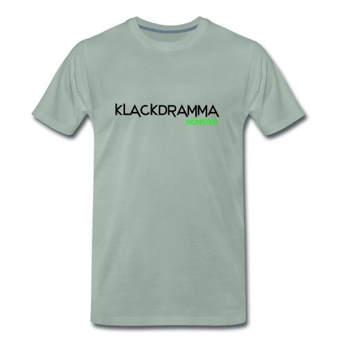 Klackdramma - Männer Premium T-Shirt