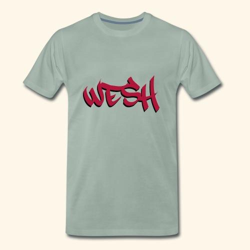 WESH Tag - T-shirt Premium Homme