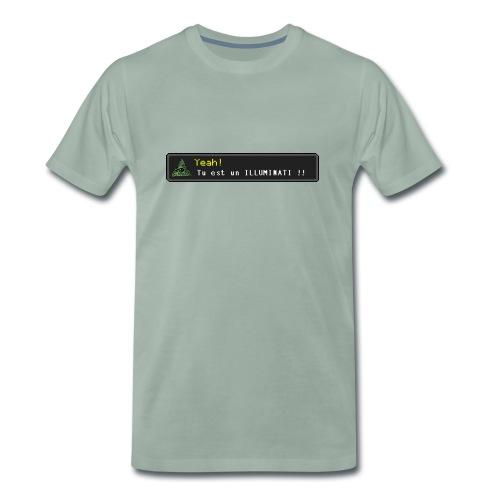 Ill copie png - T-shirt Premium Homme