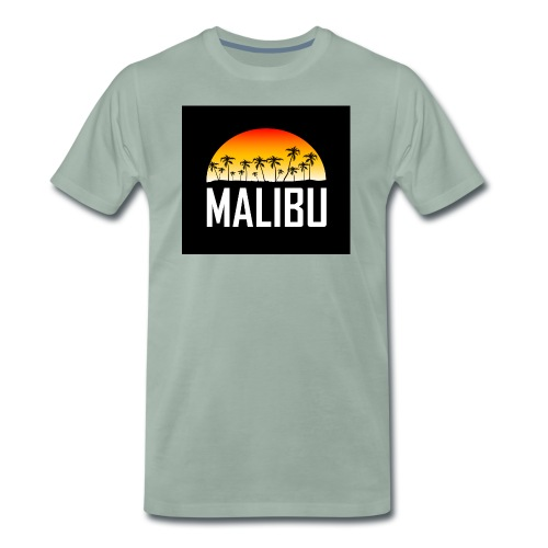 Malibu Nights - Men's Premium T-Shirt